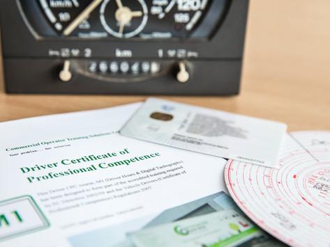Driver CPC - Deadline Reminder