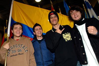 Team Columbia 2007