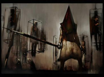 Why I love and hate Pyramid Head