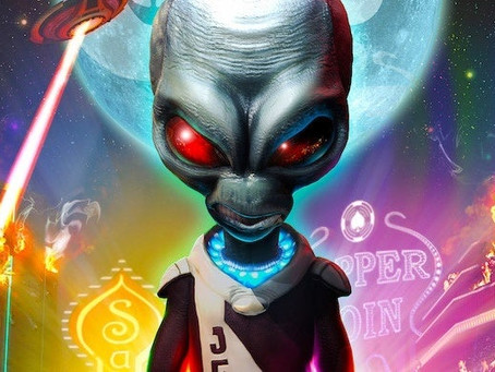 New Destroy All Humans announced at E3 - Why I can't wait!