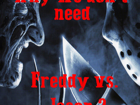 Why we shouldn't hope for a Freddy vs. Jason 2 anytime soon.