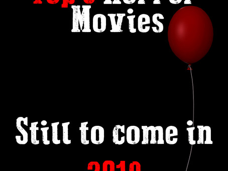 TOP 5 new horror releases to watch in 2019