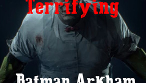 Was THIS the most TERRIFYING Character in the Batman Arkham game series?