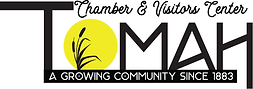 Tomah Chamber and Visitor Center Logo.pn