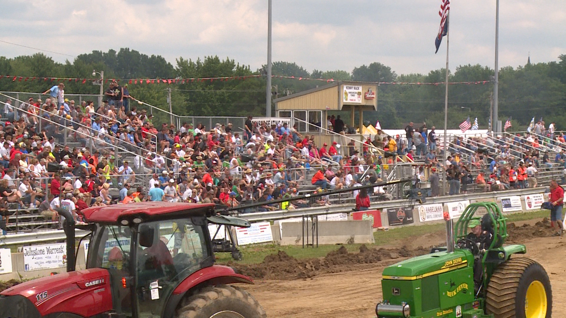Tomah Truck and Tractor Pull