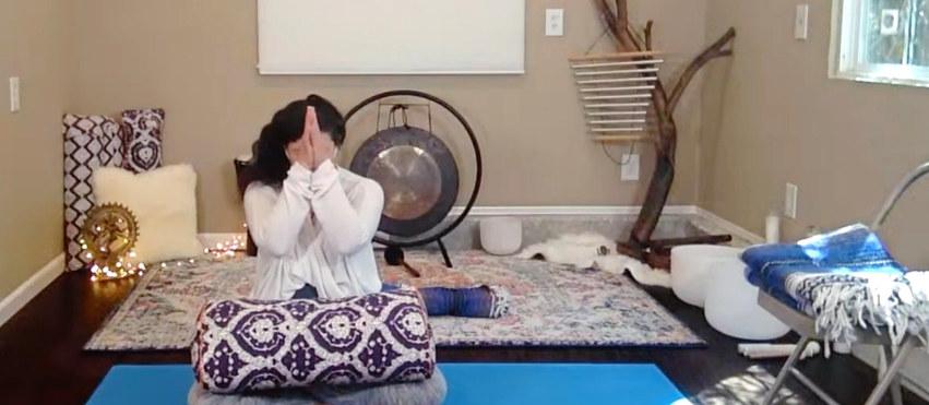 YogaWorks LIVE Meditation and Yoga Classes