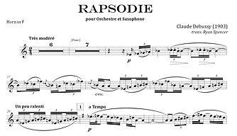 Rapsodie - arranging sample.JPG