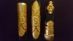 東用宮殿柱金具(社寺金物)