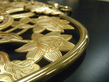 華鬘の覆輪