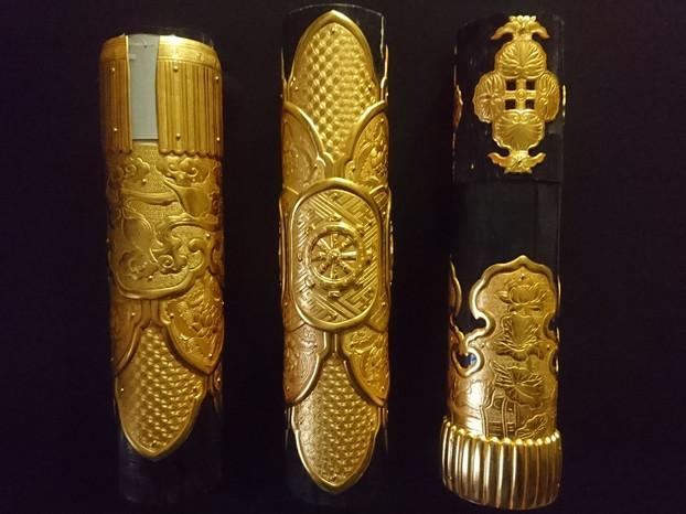 東用宮殿柱金具