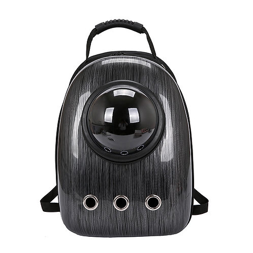 Cat Carrier Backpack (charcoal)