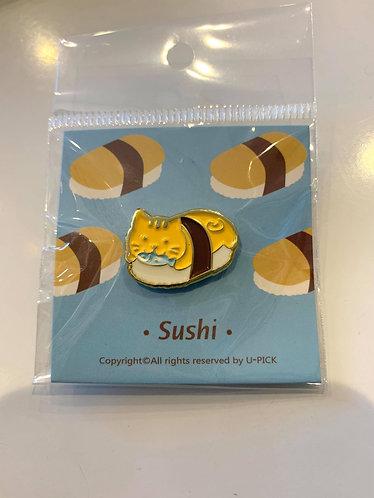 Metal Pin (Sushi)