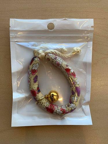 Fabric Collar or Bracelet (I)