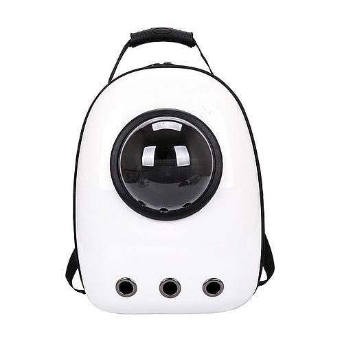 Cat Carrier Backpack (white)