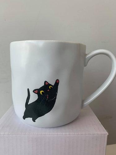 Mug (Dimpled white)