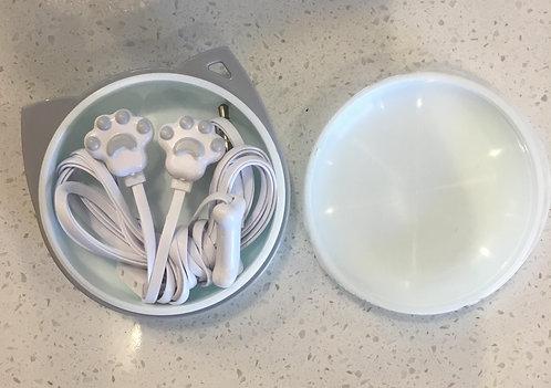 Headphones (Grey)