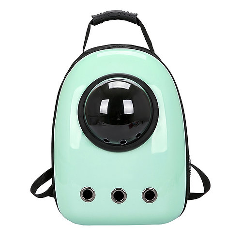 Cat Carrier Backpack (mint)