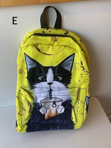 Backpack (Yellow)