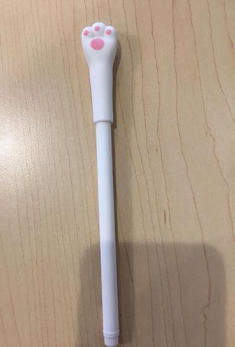 Small Pen (White Paw)