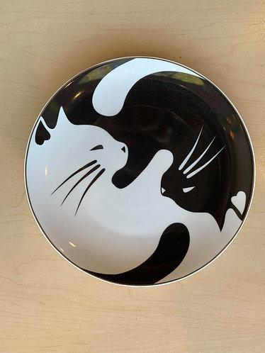 Cat Plate (B)