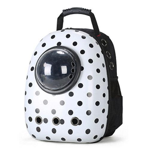 Cat Carrier Backpack (polka-dot)