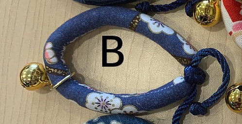 Fabric Collar or Bracelet (B)