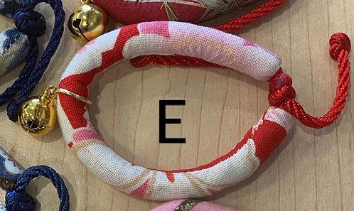 Fabric Collar or Bracelet (E)