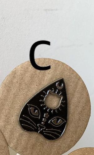 Metal Pin (Planchette)