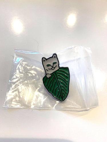 Metal Pin (Leaf)