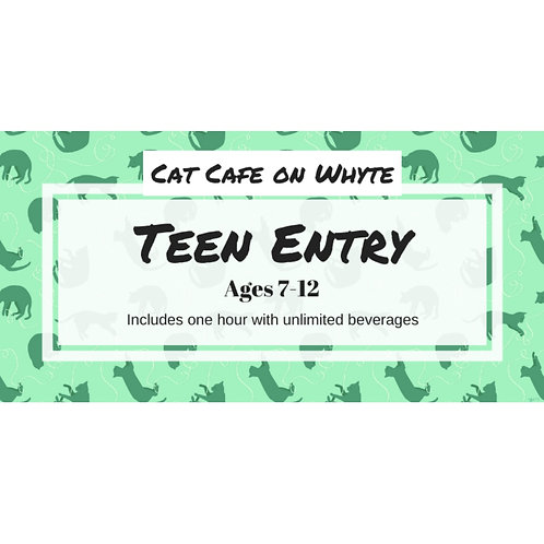 Teen Entry