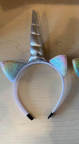 Catnicorn Headband (Pastel)