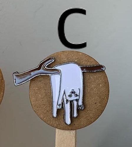 Metal Pin (Branch)