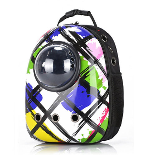 Cat Carrier Backpack (multicolour)