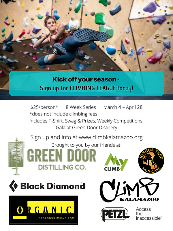 Kick off your season - Sign up for a cli