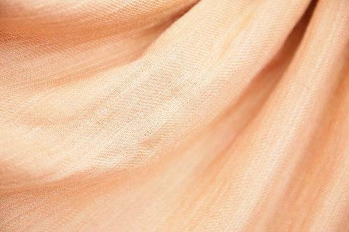 マトカ・パシュミナストール /マトカローシルク40%,パシュミナ60% インド茜 70cm×200cm