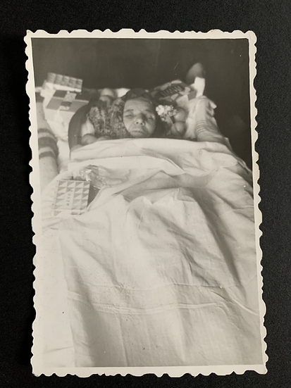 Post Mortem Photograph
