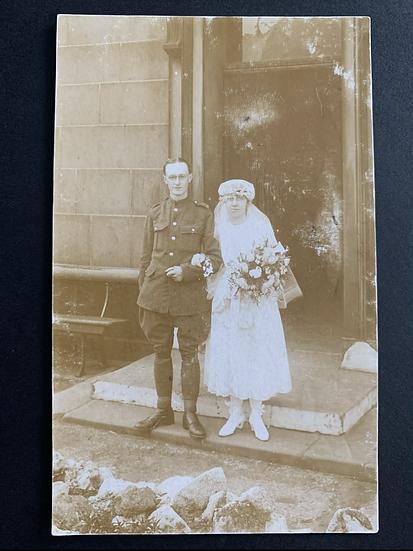 Pollys Wedding c1920s