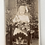 Thumbnail: Delightful Real Photo Postcard - Girl with Doll