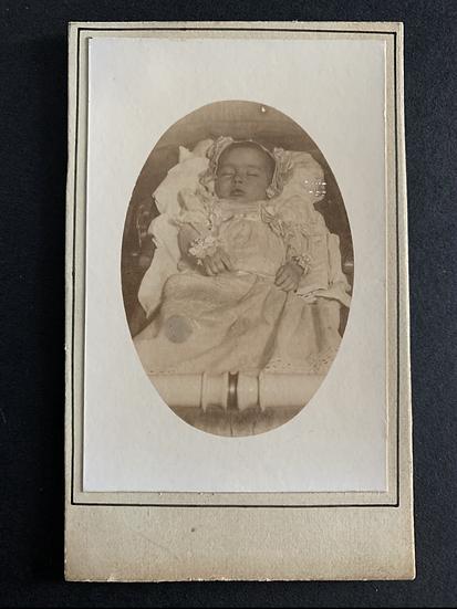 Post Mortem Anonymous Baby