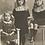 Thumbnail: Set of 4 Edwardian Girls