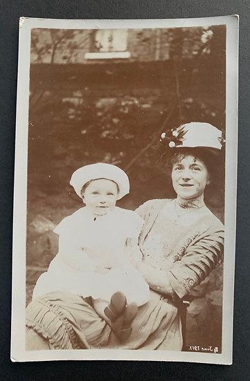 Early Edwardian Postcard