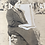 Thumbnail: 1920s Lady at the Seaside Postcard