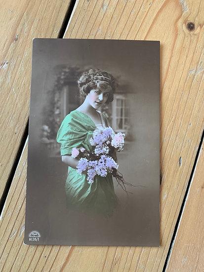 Regel & Krug Tinted Postcard
