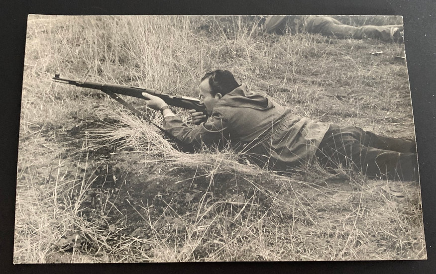 1930s Soldier possibly Souther Europe