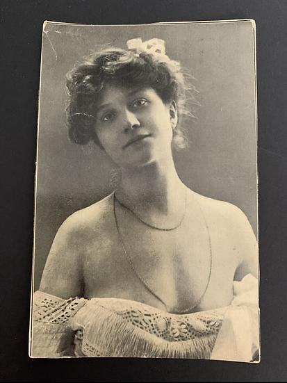 German Art Nouveau Postcard