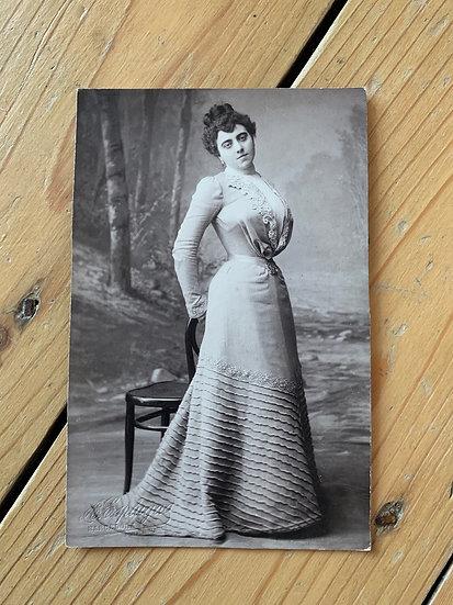 Edwardian Era Lady