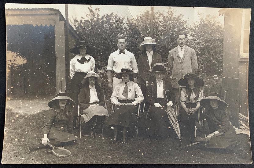 Early Edwardian Group