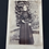 Thumbnail: Victorian Lady Outdoors - Cabinet Card
