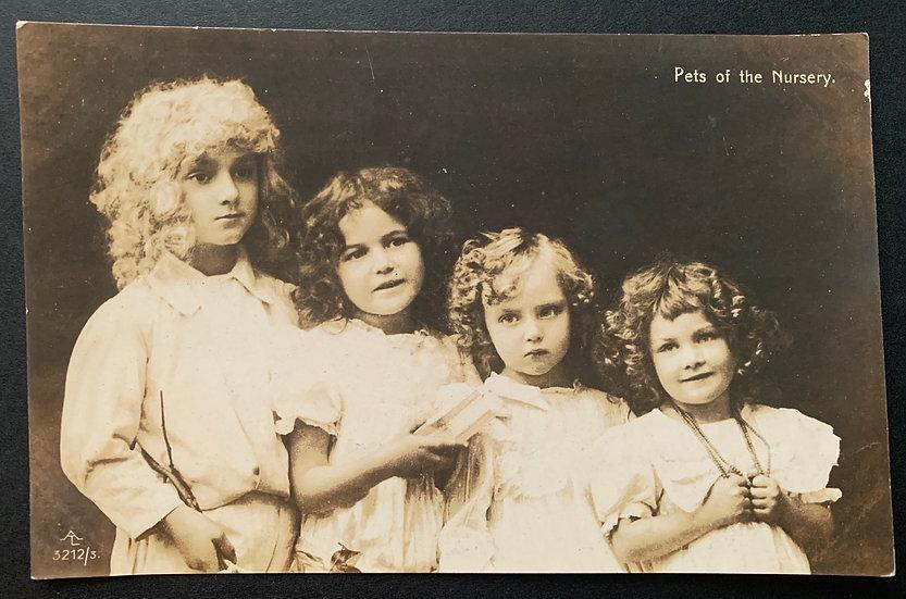 Edwardian Postcard c1907
