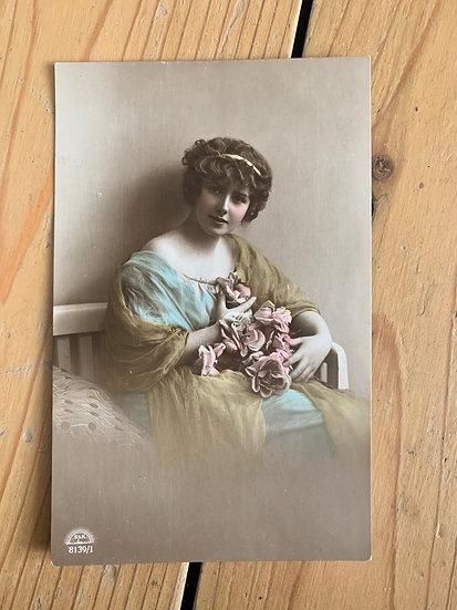 Regel & Krug Leipzeig Postcard